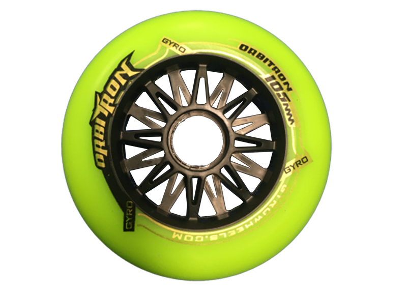 Gyro 105mm, 8 ratast komplekt