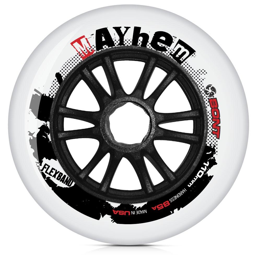 Bont Mayhem rulluisuratas 100mm 85A