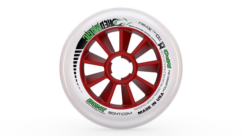 Bont Red Magic rulluisuratas 100mm ja 110mm